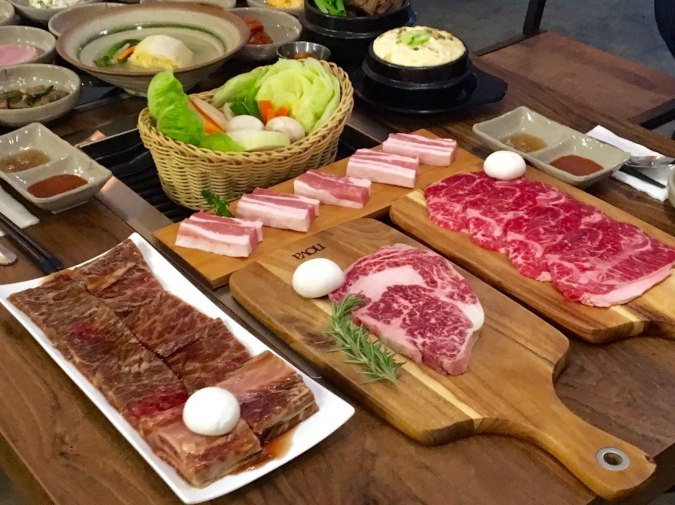 korean barbecue food near me