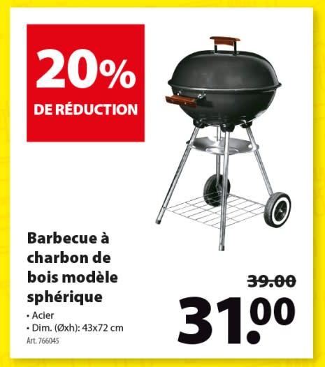 barbecue charbon gamma