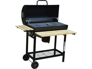 barbecue charbon habitat et jardin