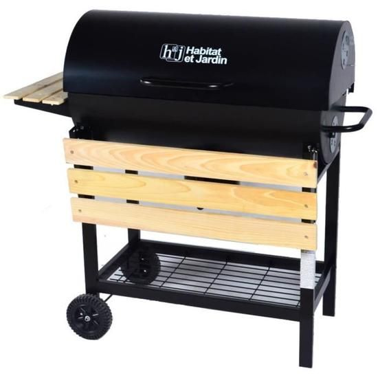 barbecue charbon king