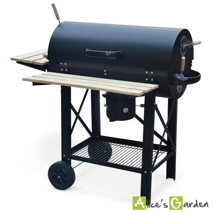 barbecue charbon telefunken