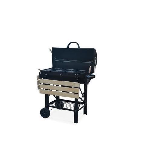 barbecue charbon serge