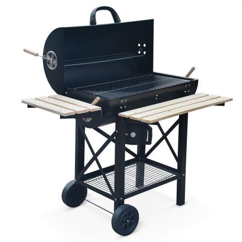 barbecue charbon de bois utilisation