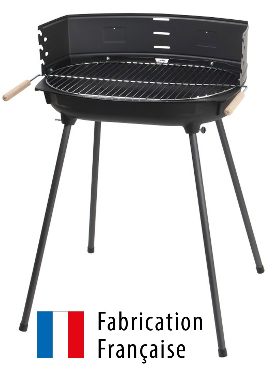 barbecue charbon fabrication francaise