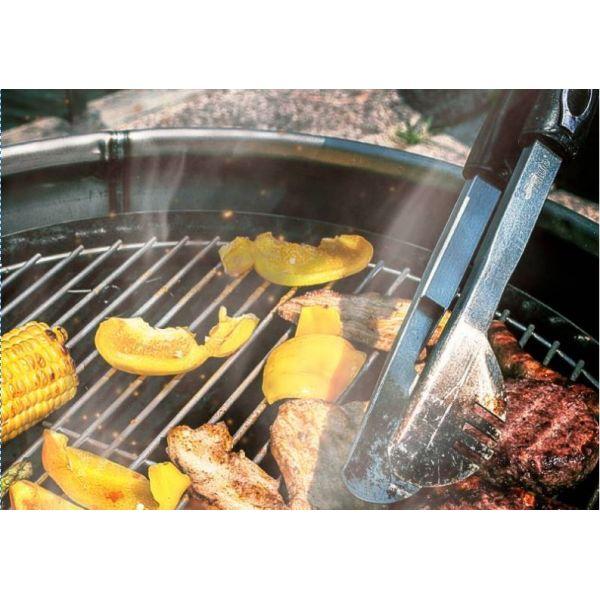 barbecue charbon joe's half barrel