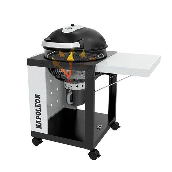 barbecue charbon napoleon