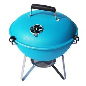 barbecue charbon qui se ferme