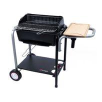 barbecue charbon vulcano 3000 - somagic