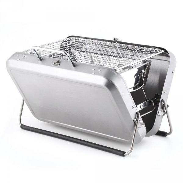 barbecue charbon valise