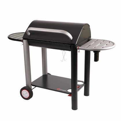 barbecue charbon long