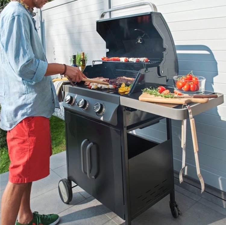 Barbecue Charbon Blooma Keira – Cook & Co