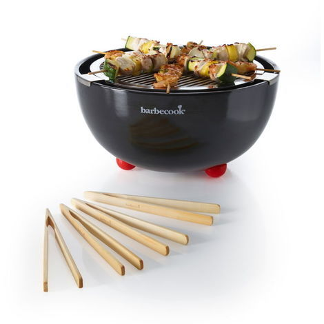 barbecue charbon table