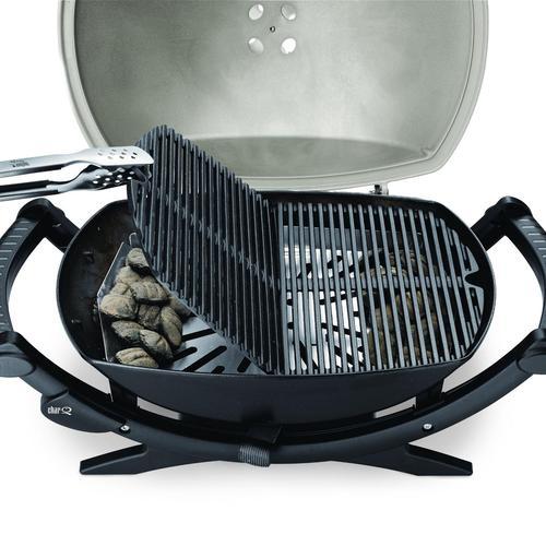 barbecue charbon de bois interieur