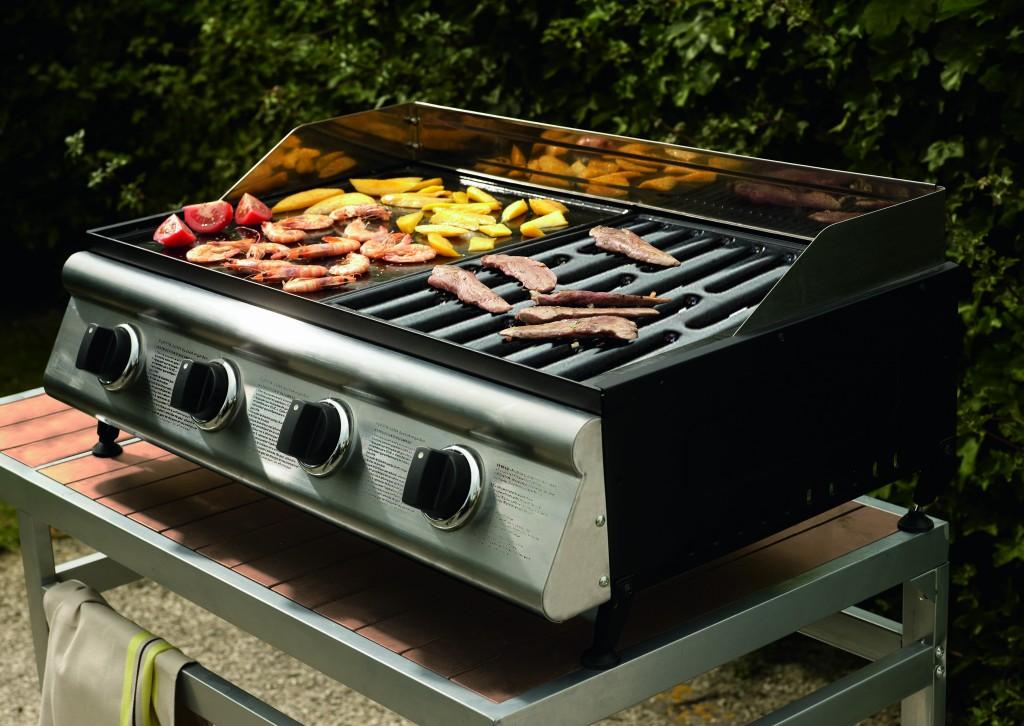 barbecue charbon inconvenient