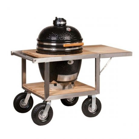 barbecue charbon kamado