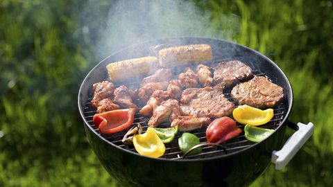 barbecue charbon quand mettre la viande