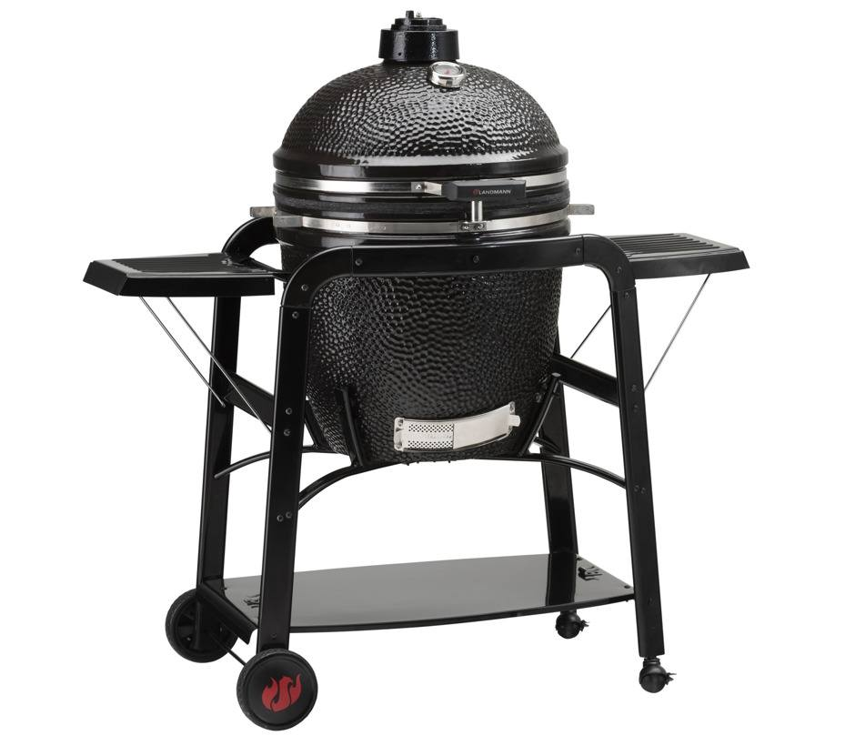 barbecue charbon luxe