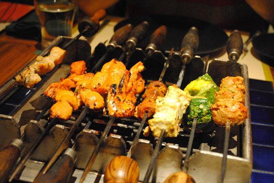 barbecue restaurant near dilsukhnagar