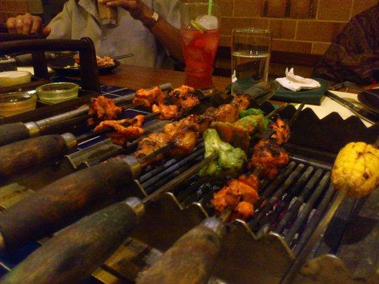 barbecue hotel near me
