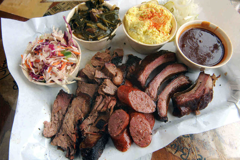 places with barbecue near me