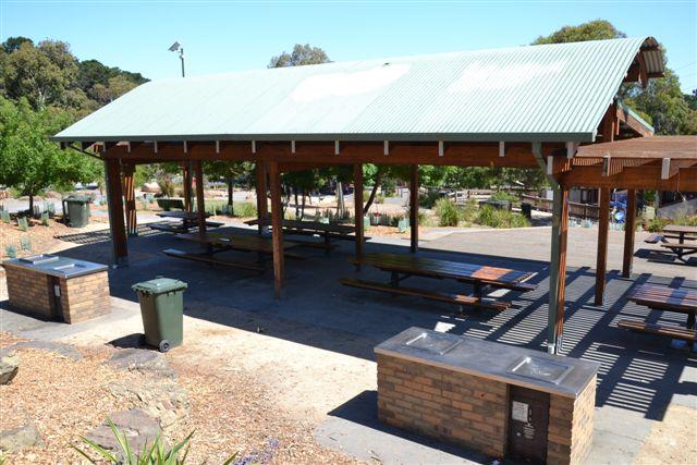 public barbecue area near me