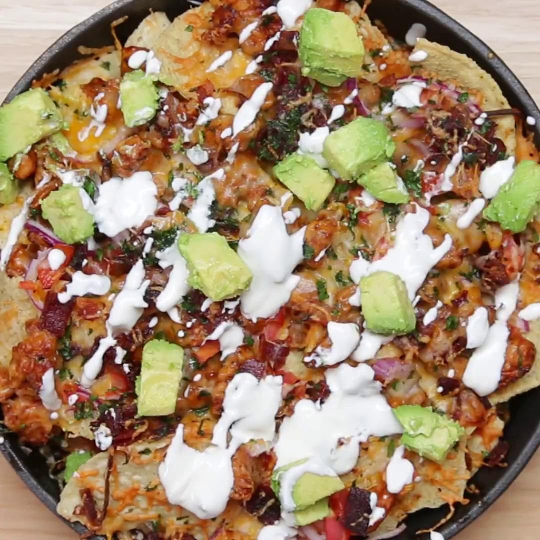 barbecue nachos near me