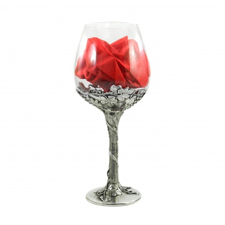 verre a vin rouge design