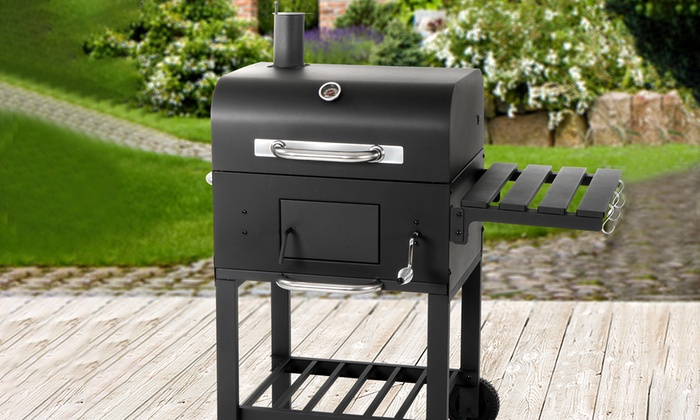 barbecue charbon groupon