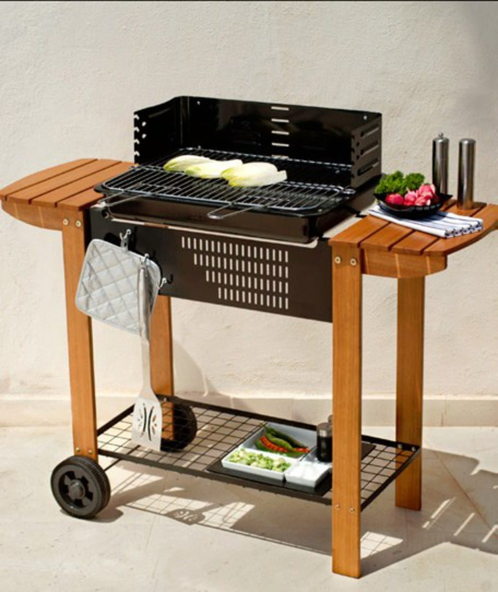 barbecue charbon pas cher carrefour