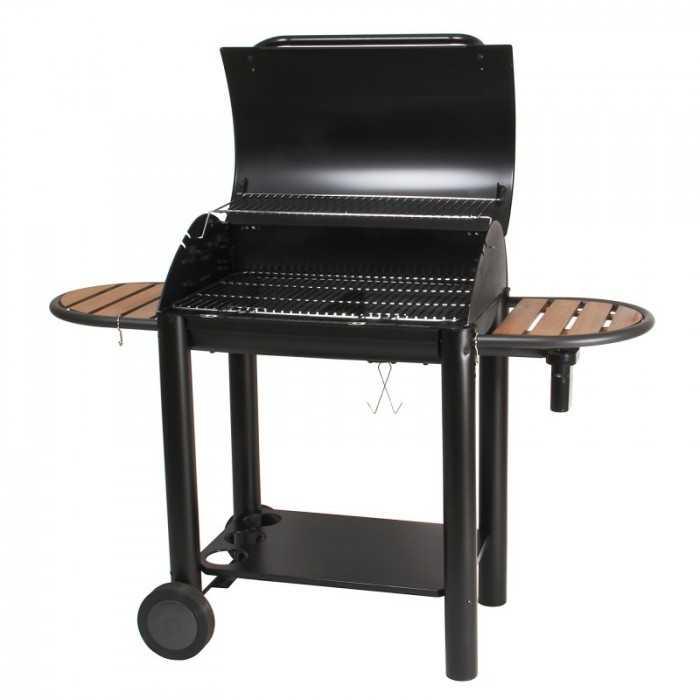 barbecue charbon fonte pas cher