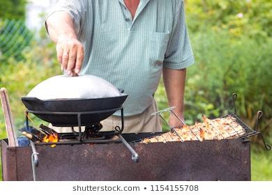 barbecue charbon video
