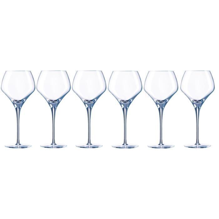 verre a vin blanc chef et sommelier