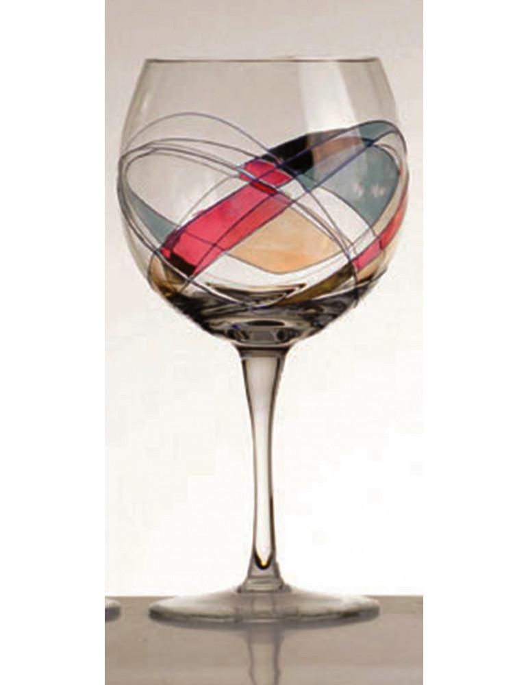 verre a vin rouge haut de gamme