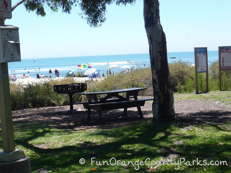 barbecue beach near me
