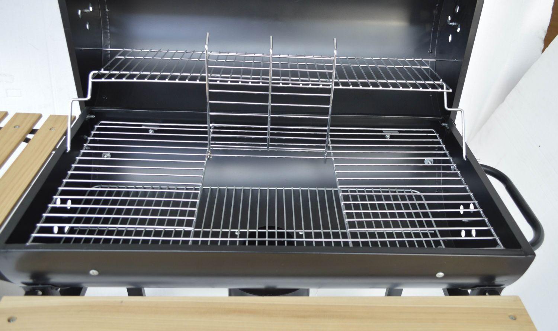 barbecue charbon mars