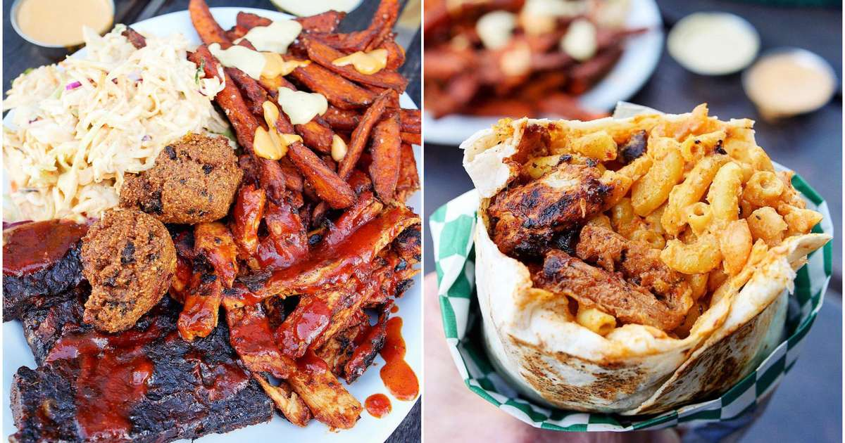 vegan barbecue restaurant near me