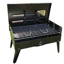 barbecue charbon hauteur reglable