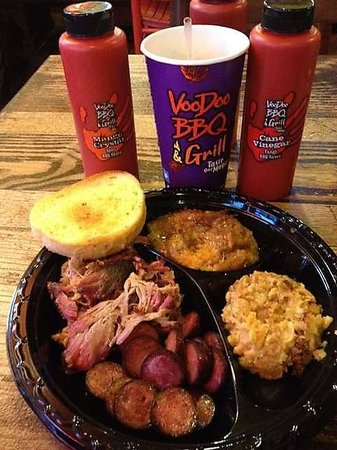 voodoo barbecue near me