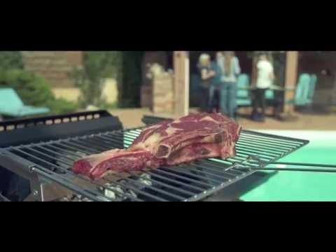 barbecue charbon kobe