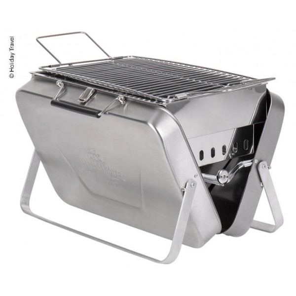 barbecue charbon pour camping car