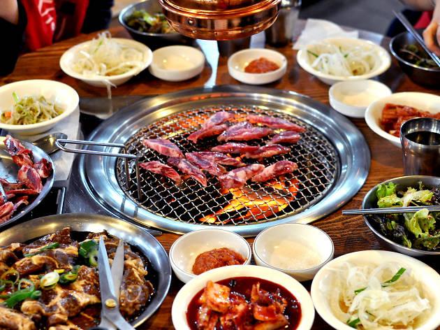 k barbecue near me