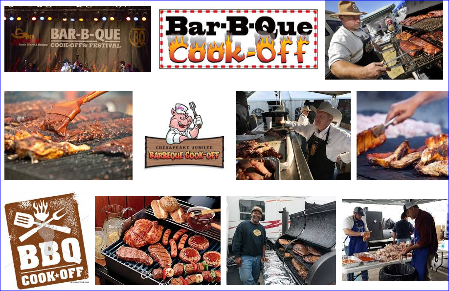 barbecue cook off near me