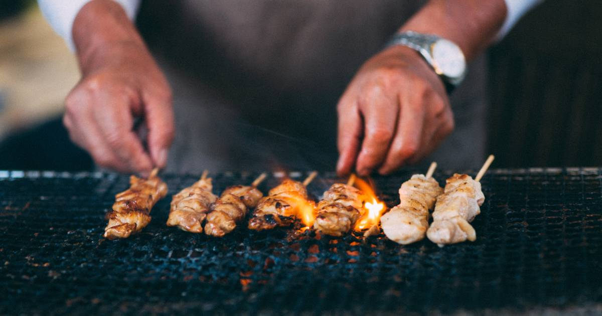 barbecue charbon paris