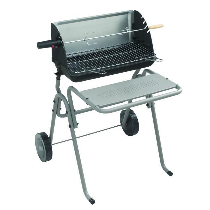 barbecue charbon invicta