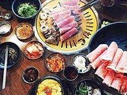 korean barbecue restaurant near me
