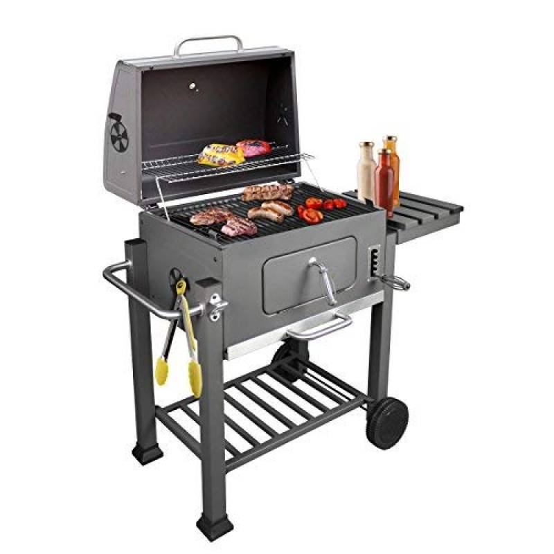barbecue charbon metro
