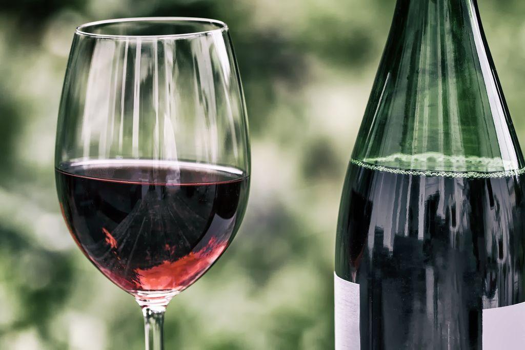 verre vin rouge santé