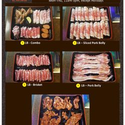 barbecue restaurant near santa clarita