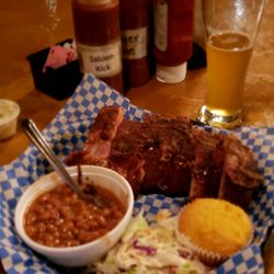 barbecue and beer near me
