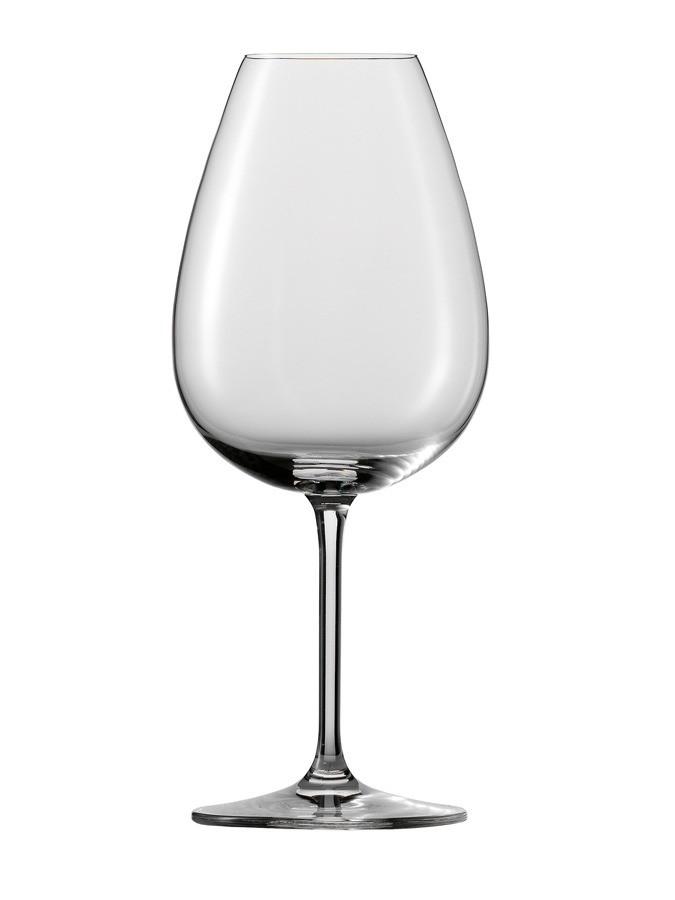 verre de vin rouge en allemand